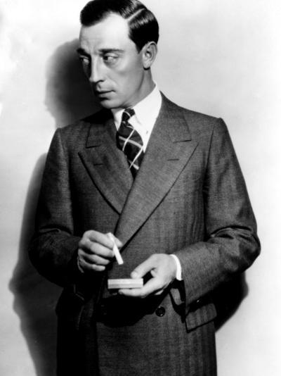 Buster Keaton, 1929--Photo