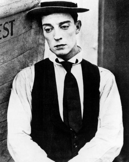 Buster Keaton--Photo