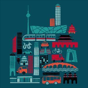 Busy Beijing