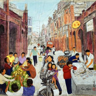 Busy Morning, 1993-Komi Chen-Giclee Print