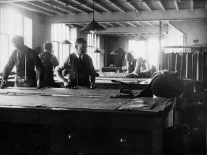 Busy Tailors