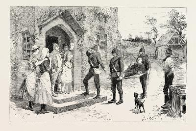 But the Bearers--Giclee Print