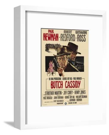 Butch Cassidy and the Sundance Kid, Italian Movie Poster, 1969