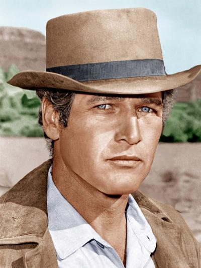 Butch Cassidy and the Sundance Kid, Paul Newman, 1969--Photo
