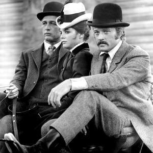 Butch Cassidy and the Sundance Kid, Paul Newman, Katharine Ross, Robert Redford, 1969