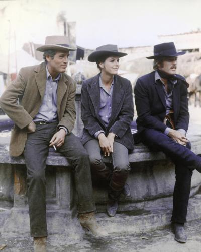 Butch Cassidy and the Sundance Kid--Photo