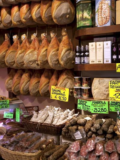 Butchers Shop, Parma, Emilia-Romagna, Italy, Europe-Frank Fell-Photographic Print