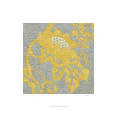 Buttercup Botanical I-Chariklia Zarris-Premium Giclee Print
