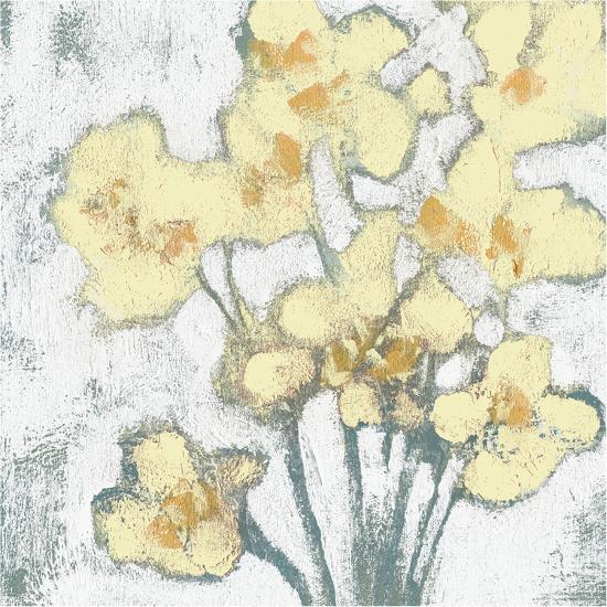 Buttercups II-Jennifer Goldberger-Art Print