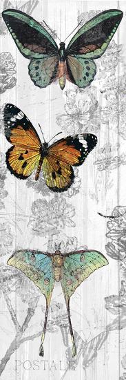 Butterflies Are Free 1-Kimberly Allen-Art Print