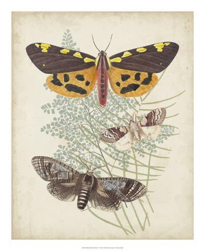 Butterflies & Ferns VI-Vision Studio-Giclee Print