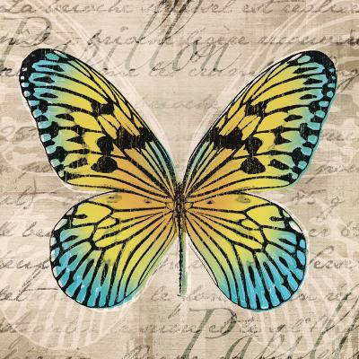 Butterflies I-Tandi Venter-Art Print