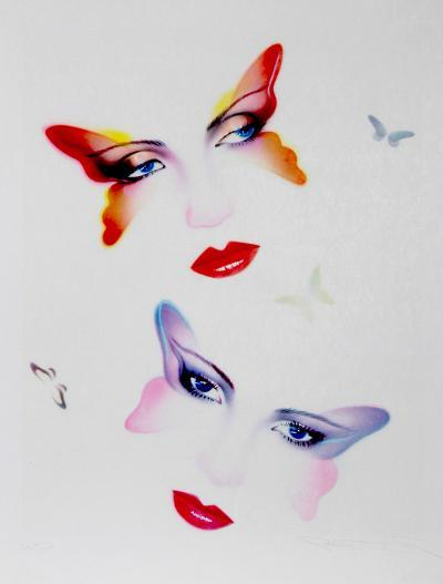 Butterflies-Pater Sato-Limited Edition