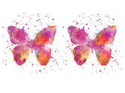 Butterfly 6-Lebens Art-Art Print