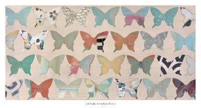 Butterfly Collection-Jodi Fuchs-Art Print