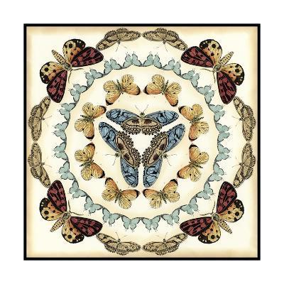 Butterfly Collector IV-Chariklia Zarris-Art Print