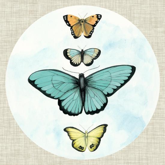 Butterfly Daydream I-Naomi McCavitt-Art Print