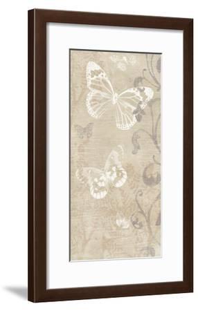 Butterfly Forest II-June Vess-Framed Art Print