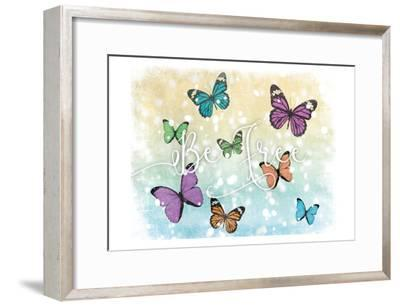 Butterfly Free-Marcus Prime-Framed Art Print
