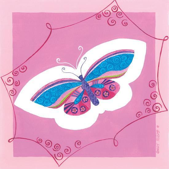 Butterfly I-Cindy Shamp-Art Print