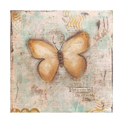 Butterfly IV-Cassandra Cushman-Art Print