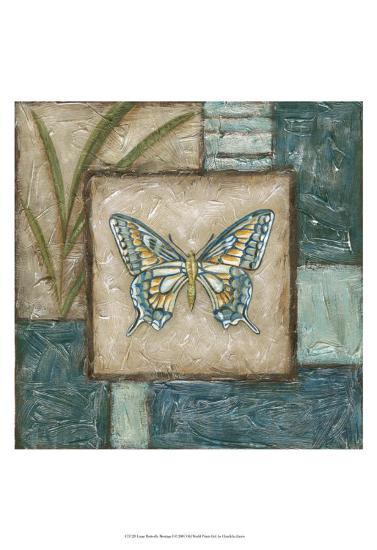Butterfly Montage I-Chariklia Zarris-Art Print