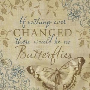 Butterfly Notes VI