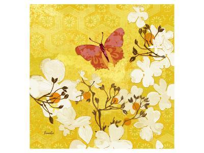 Butterfly Orange--Art Print