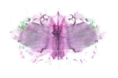 Butterfly Paint Splat-pdtnc-Art Print