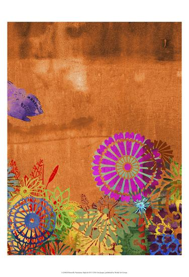 Butterfly Panorama Triptych III-Sisa Jasper-Art Print