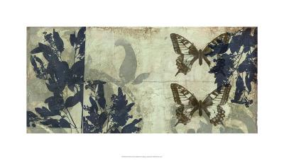 Butterfly Reverie I-Jennifer Goldberger-Limited Edition