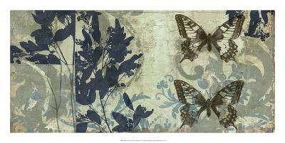Butterfly Reverie II-Jennifer Goldberger-Premium Giclee Print