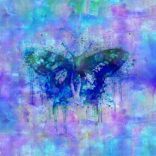 Butterfly - Square 2-Lebens Art-Giclee Print