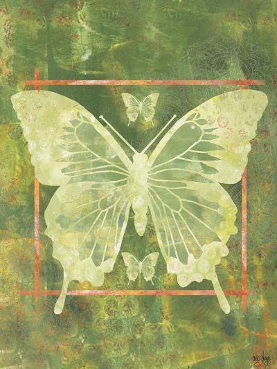 Butterfly Triad-Bee Sturgis-Art Print