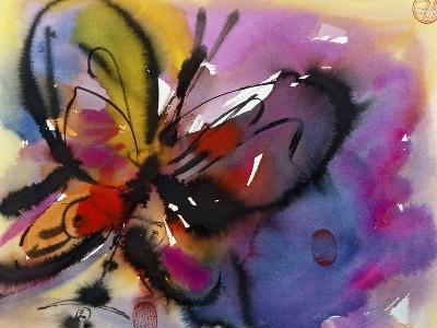 Butterfly-Diana Ong-Giclee Print