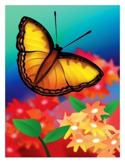 Butterfly--Art Print