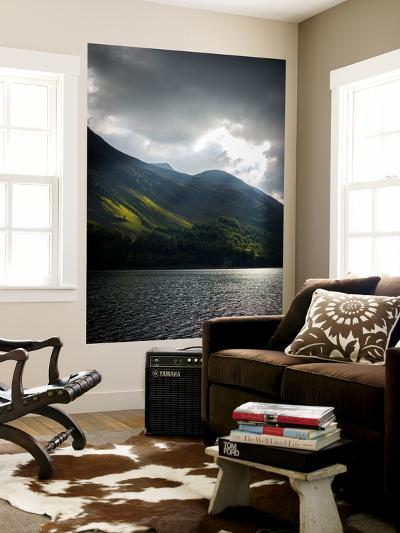 Buttermere in the Lake District-Alex Treadway-Wall Mural