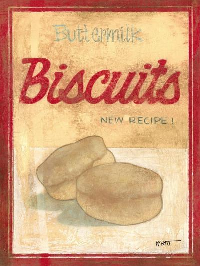 Buttermilk Biscuit Mix-Norman Wyatt Jr^-Art Print