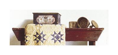 Buttermolds (detail)-Pauline Ebl? Campanelli-Art Print