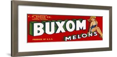 Buxom Melons
