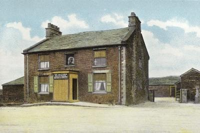 Buxton, Cat and Fiddle--Photographic Print