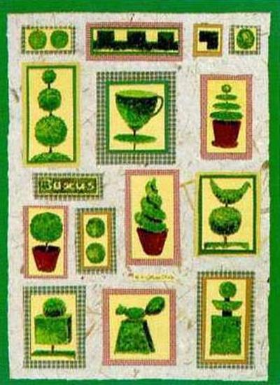 Buxus-Alie Kruse-Kolk-Art Print