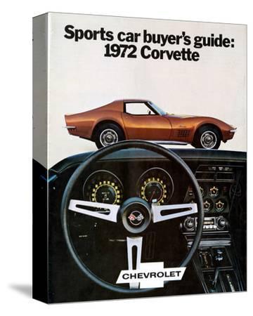 Buyer's Guide 1972 GM Corvette