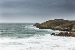 Breton coast by By