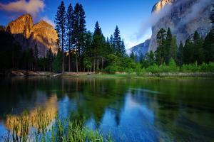 Good Morning Yosemite by by Chakarin Wattanamongkol