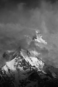 Chogolisa Peak - Bride Peak (7665M) by By Haider Ali