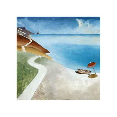 By Land and by Sea-Marko Viridis-Art Print