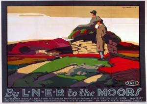 By LNER to the Moors, LNER, c.1923-1947