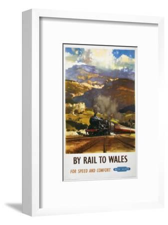 By Rail to Wales, BR, c.1960