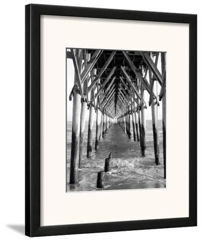 By the Dock I-Jairo Rodriguez-Framed Art Print